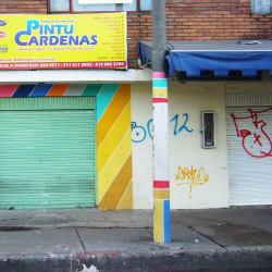 Pintu Cardenas en Bogotá