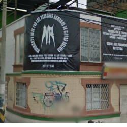 Movimiento Rock por los Derechos Humanos de Ciudad Bolivar en Bogotá