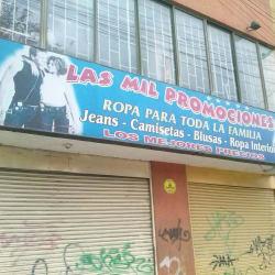 Las Mil Promociones en Bogotá