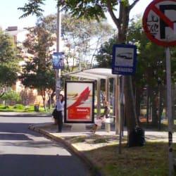 Parada Novena Alimentador de Cortijo 1-4 en Bogotá