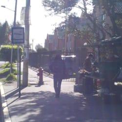 Parada seis Alimentador de Cortijo 1-4 en Bogotá