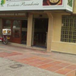 Restaurante Brisas Del Mar en Bogotá