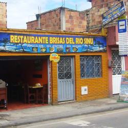 Restaurante Brisas Del Río Sinú en Bogotá