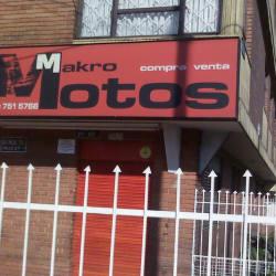 Makro Motos en Bogotá