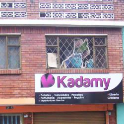 Librería Cristiana Kadamy en Bogotá