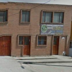 Parroquia La Virgen de la salud en Bogotá