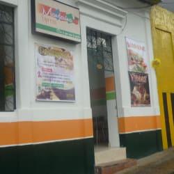 Mandarina Express en Bogotá