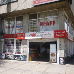 Restaurante La bocatella en Bogotá