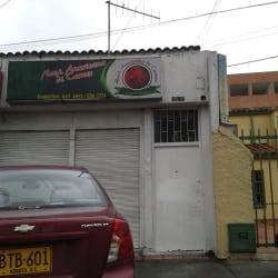Nov.t. Americana de Carnes en Bogotá