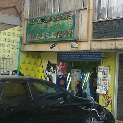 Electroiluminaciones Tavera Hnos Ltda. en Bogotá