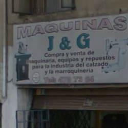 Máquinas J Y G en Bogotá