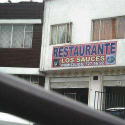 Restaurante Los Sauces en Bogotá
