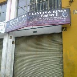Llantas & Rines Panther II en Bogotá