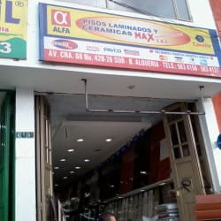 Pisos Laminados y Cerámicas Max S.A.S. en Bogotá