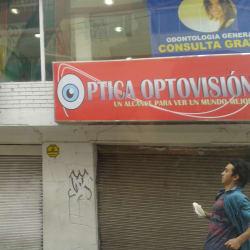 Óptica Optovisión en Bogotá