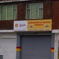 Lubricantes La Mancha Amarilla en Bogotá