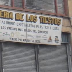 La Feria de Los Tiestos en Bogotá