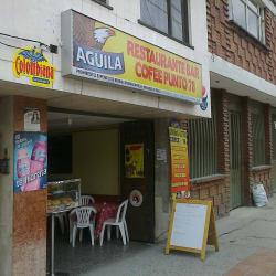 Restaurante Bar Coffe Punto 78 en Bogotá