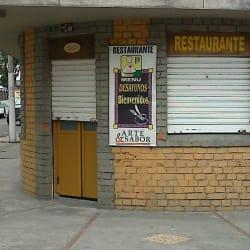 Restaurante Arte & Sabor en Bogotá