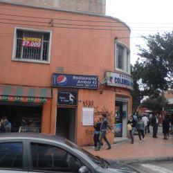 Restaurante Ambar 42 en Bogotá