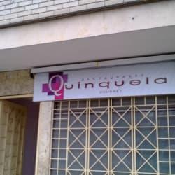 Restaurante Café Quinquela Gourmet en Bogotá
