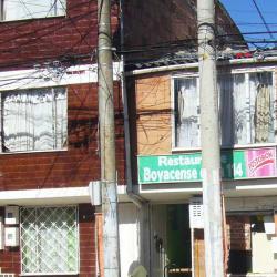 Restaurante Boyacense De La 114 en Bogotá