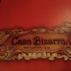 Restaurante Casa Bizarra en Bogotá