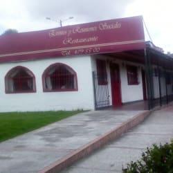 Restaurante Casa Cleves en Bogotá