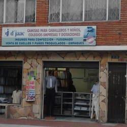 D'jaac en Bogotá