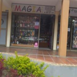 Magia en Bogotá