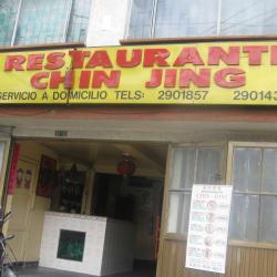 Restaurante Chin Jing en Bogotá