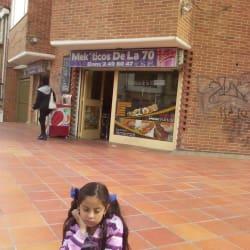 Makaticos de la 70 en Bogotá