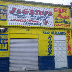 J & G Stops en Bogotá