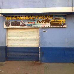 Manómetros y Accesorios MB en Bogotá