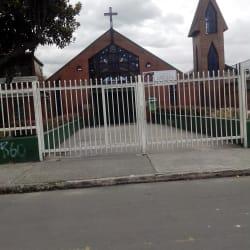 Iglesia Cerezos en Bogotá
