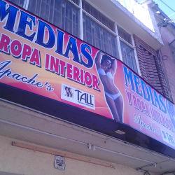 Medias y Ropa Interior Apache's en Bogotá
