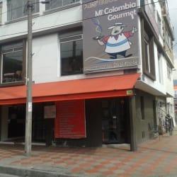 Mi Colombia Gourmet en Bogotá