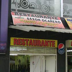 Restaurante Sazón Ocañero en Bogotá