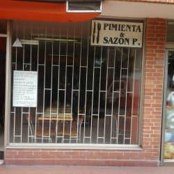 Pimienta y Sazon en Bogotá