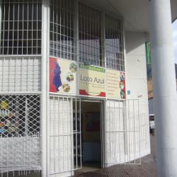 Restaurante Loto Azul Vegetariano en Bogotá
