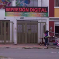 Impresión  Digital en Bogotá