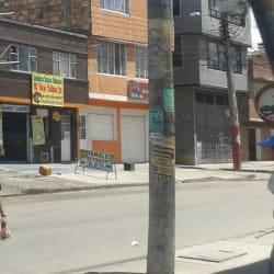 Restaurante Mi Viejo Tolima en Bogotá