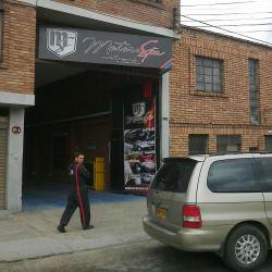 Motors Spa en Bogotá