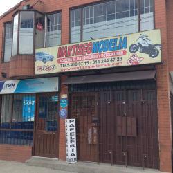Martisegmodelia en Bogotá