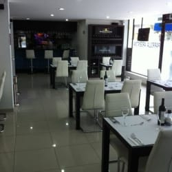 Restaurante Panthalassa en Bogotá