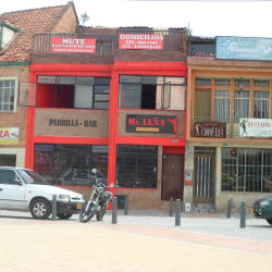 Restaurante Parrilla Bar MR Leña en Bogotá