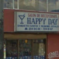 Salón de Recepciones Happy Day en Bogotá
