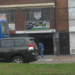 Racin Speed en Bogotá