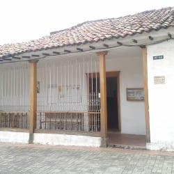 Iglesia De Nuestra Señora De Las Aguas en Bogotá