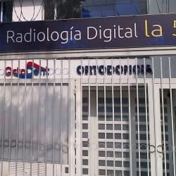 Radiología Digital La 50 en Bogotá